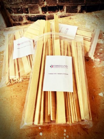 Strike Off / Mixing Laths